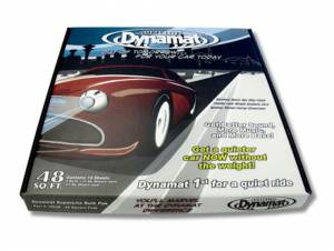 DYNAMAT #10648 Dynamat Superlite 12 Sheets 18in x 32in