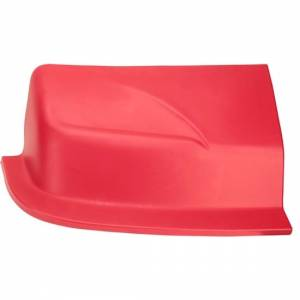 DOMINATOR RACING PRODUCTS #2202-RD D2X Dirt Nose Rt Side Red * Special Deal Call 1-800-603-4359 For Best Price