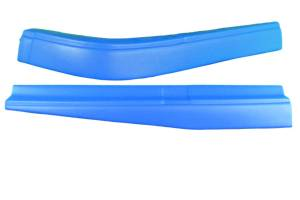 DOMINATOR RACING PRODUCTS #2206-BL D2X Dirt Lower Valance Blue * Special Deal Call 1-800-603-4359 For Best Price
