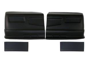 DOMINATOR RACING PRODUCTS #300-BK SS Nose Black Dominator SS
