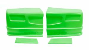 DOMINATOR RACING PRODUCTS #300-XG SS Nose Xtreme Green Dominator SS