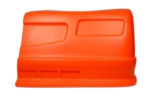 DOMINATOR RACING PRODUCTS #302-FOR-NE SS Nose Flou Orange Left Side Dominator SS