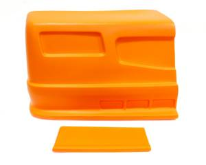 DOMINATOR RACING PRODUCTS #303-OR SS Nose Orange Right Side Dominator SS