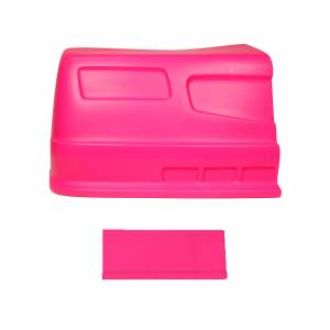 DOMINATOR RACING PRODUCTS #303-PK SS Nose Pink Right Side Dominator SS