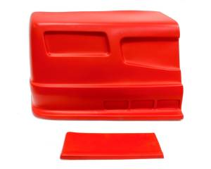 DOMINATOR RACING PRODUCTS #303-RD SS Nose Red Right Side Dominator SS