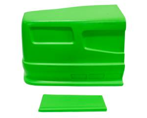 DOMINATOR RACING PRODUCTS #303-XG SS Nose Xtreme  Green Right Side Dominator SS