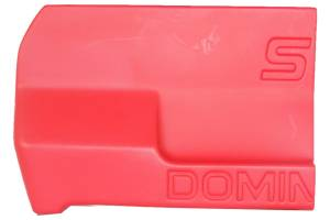 DOMINATOR RACING PRODUCTS #306-RD SS Tail Red Left Side Dominator SS