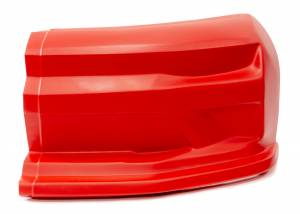 DOMINATOR RACING PRODUCTS #331-RD Nose Camaro SS Red Left Side