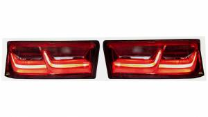 DOMINATOR RACING PRODUCTS #337 Decal Taillight Camaro SS