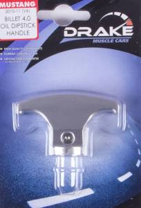 Oil Stick Handle Billet 05-10 Mustang 4.0L * CLOSEOUT ITEM CALL 1-800-603-4359 FOR BEST PRICE