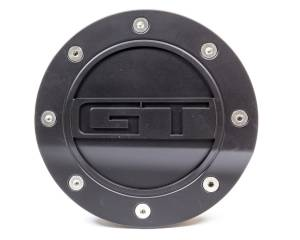 DRAKE AUTOMOTIVE GROUP #FR3Z-6640526-GA Fuel Door GT Black 15- Mustang