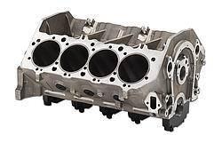 DART #31264655 BBC Aluminum Block - 10.200/4.600 w/+.400