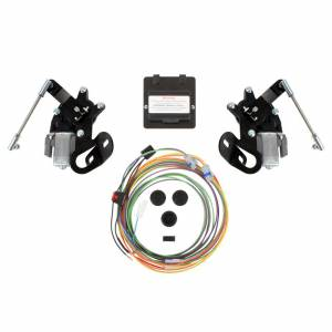 DETROIT SPEED ENGINEERING #122004 Electric RS Headlight Door Kit - 1968 Camaro