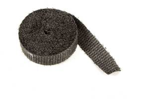 DESIGN ENGINEERING #10120 1in x 15' Exhaust Wrap Black Glass