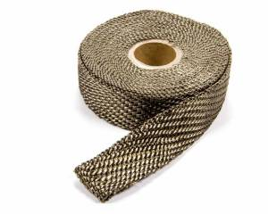DESIGN ENGINEERING #10128 1in x 15ft Exhaust Wrap Titanium