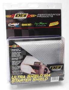 DESIGN ENGINEERING #10235 Ultra Shield MA Starter Shield