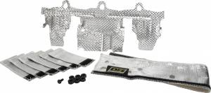 DESIGN ENGINEERING #10378 Jeep Fuel Rail & Injector Cover Heat Shield Kit