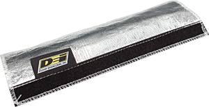 DESIGN ENGINEERING #10387 85-88 Corvette EGR Pipe Heat Shield 11.5 x 4.5in