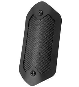 DESIGN ENGINEERING #10926 Flexible Heat Shield 3.5in x 6.5in Black Onyx
