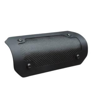 DESIGN ENGINEERING #10927 Flexible Heat Shield 4in x 8in Black Onyx