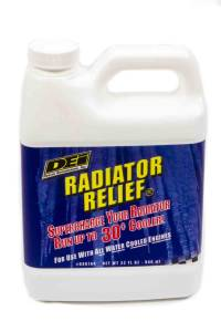 DESIGN ENGINEERING #40104 Radiator Relief Additive 1qt