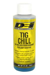 DESIGN ENGINEERING #40209 Tig Chill-4 oz. Coolant Additive