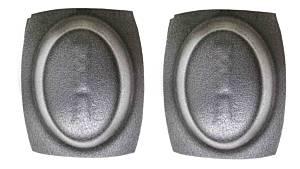 Speaker Baffles Oval 5in x 7in