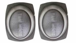 DESIGN ENGINEERING #50371 Speaker Baffles Oval 6in x 8in