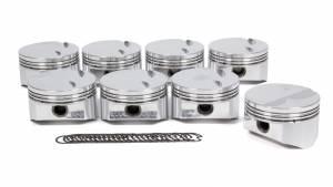 DSS RACING #1830BSX-4030 LS2 SX Piston Set 4.030 F/T -5cc