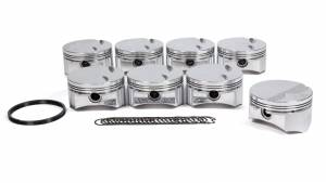 DSS RACING #1920BSX-4030 LS2 SX Piston Set 4.030 F/T -5cc * Special Deal Call 1-800-603-4359 For Best Price