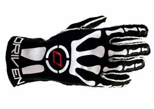 Red/Black Nomex Gloves X-Large