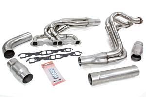 DYNATECH #711-65910 604 Header Kit Stainless Dirt Late Model