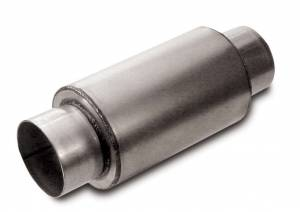 DYNATECH #776-06302 3.0in Race Muffler Split Flow
