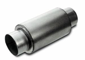 DYNATECH #776-06352 3.5in Race Muffler Split-Flow