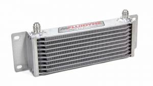 FLUIDYNE PERFORMANCE #DB-30110-8 TRANS FLUID OR REAREND FLUID COOLER