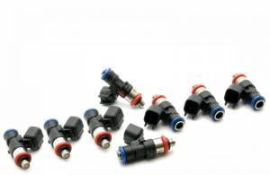 DEATSCHWERKS #16U-00-0065-8 Fuel Injectors Matched Set 700cc (65lb)
