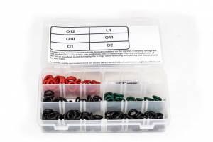 DEATSCHWERKS #2-202 Fuel Injector O-Ring Kit Modern Muscle Car