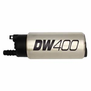 DEATSCHWERKS #9-401-1045 DW400 In-Tank Fuel Pump w/ 9-1045 Install Kit