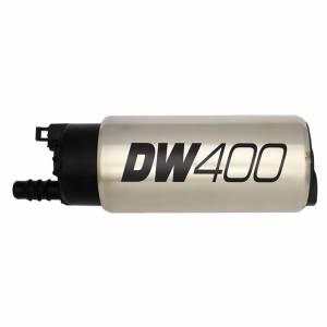 DEATSCHWERKS #9-401-1046 DW400 In-Tank Fuel Pump w/ 9-1046 Install Kit