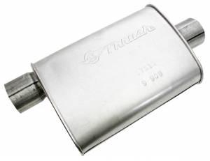 DYNOMAX #17635 Hush Thrush Mufflers