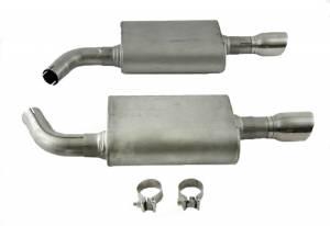 DYNOMAX #39502 SS Axle Back Exhaust 10- Taurus SHO 3.5L