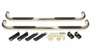 DEE ZEE #DZ 372523 3in Round Step Bars 14- GM P/U Ext. Cab