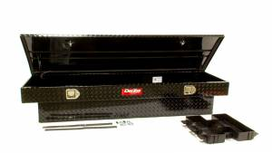 DEE ZEE #DZ 8170B Cross Over Tool Box Black Single Lid
