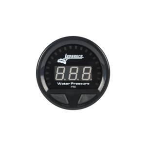 LONGACRE #52-46864 Waterproof LED Water Pressure Gauge 0-60psi