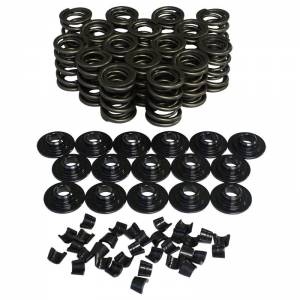 HOWARDS RACING COMPONENTS #98445-K12 1.470 Dual Valve Spring Kit - w/Damper