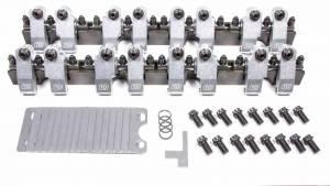 T AND D MACHINE #2251-165/155 SBC Shaft Rocker Arm Kit - 1.65/1.55 Ratio