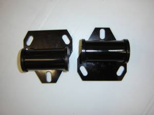 CAR SHOP INC #2375 S10 V8 Polyurethane Frame Mounts