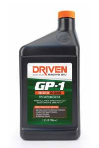 DRIVEN RACING OIL #19336 GP-1 Break-In 30W 1 Quart