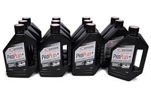 MAXIMA RACING OILS #30-03901 Pro Plus+ 20w50 Syntheti c Case 12 x 1 Liter