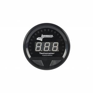 LONGACRE #52-46863 Waterproof LED Tach 2-5/8in